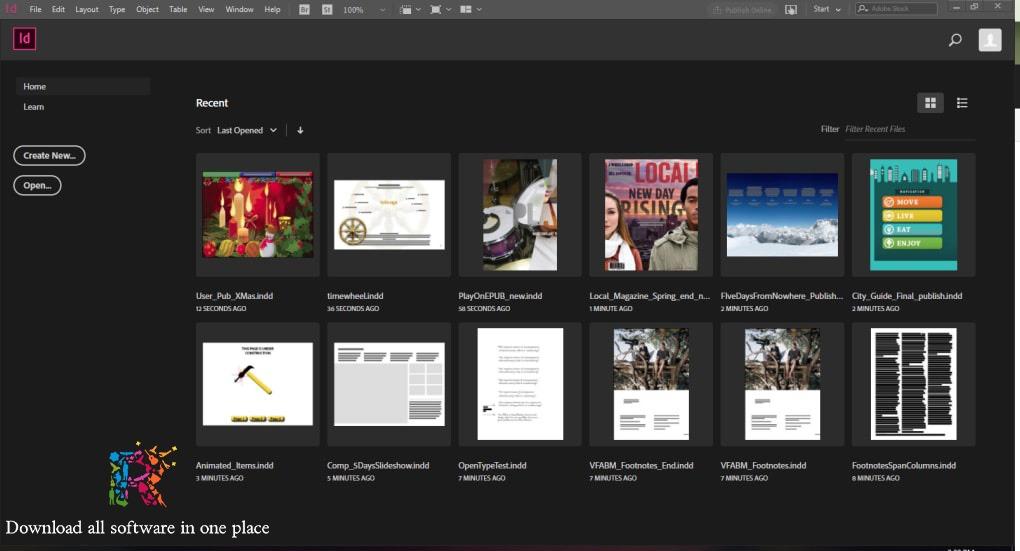Adobe InDesign CC 2020 Free Download » RiderPC